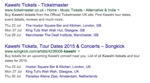 Search results for Kawehi tickets